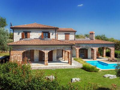 Villa Achillea, Location Villa à Porec Lakovici - Photo 3 / 35