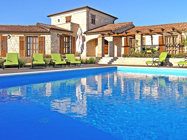 Villa Anthemis, Location Villa à Porec Lakovici - Photo 0 / 20