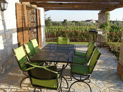 Villa Anthemis, Location Villa à Porec Lakovici - Photo 1 / 20