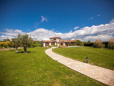 Villa Anthemis, Location Villa à Porec Lakovici - Photo 16 / 20