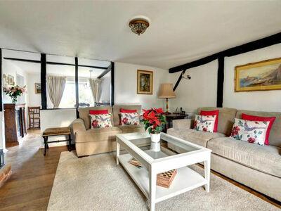 Cricket Cottage, Maison 7 personnes à East Sussex