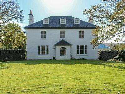 Dunvegan House, Maison 12 personnes à North Skye