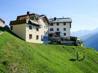 Bergblick (KPL118), Maison 14 personnes à Kappl