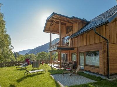 Berghof (LKN151), Maison 8 personnes à Villach