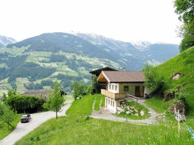 Eberharter (MHO315), Chalet 9 personnes à Mayrhofen
