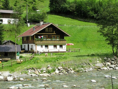 Farm Eben (MHO480), Maison 15 personnes à Mayrhofen