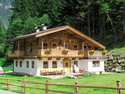 Gaishütte (MHO484), Chalet 12 personnes à Mayrhofen