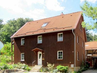 Rose (BKB100), Maison 6 personnes à Blankenburg