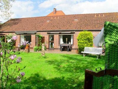 Villa Butterburg, Maison 4 personnes à Dornumersiel