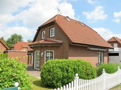 Christa (HOK110), Maison 6 personnes à Hooksiel