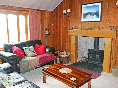 Fiskavaig, Maison 4 personnes à North Skye