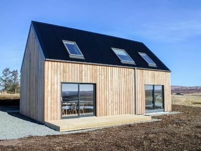 Taigh Uilleim, Maison 4 personnes à North Skye
