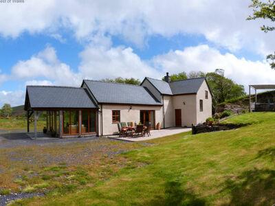 Forest Den, Maison 6 personnes à Llanrwst