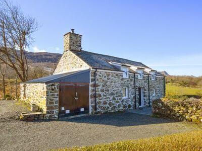 Bwthyn Braf, Maison 4 personnes à Dolgellau