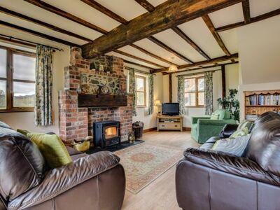 Bwthyn Dwy Afon, Location Maison à Welshpool - Photo 1 / 26