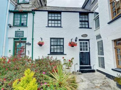 Price Cottage, Maison 3 personnes à Looe