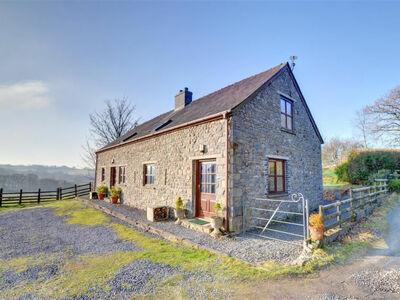Cynghordy, Maison 4 personnes à Llandovery