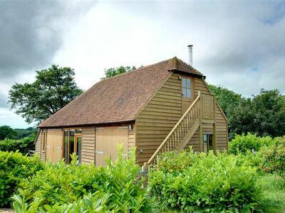 Methersham Oast Barn, Maison 6 personnes à Northiam   Brede