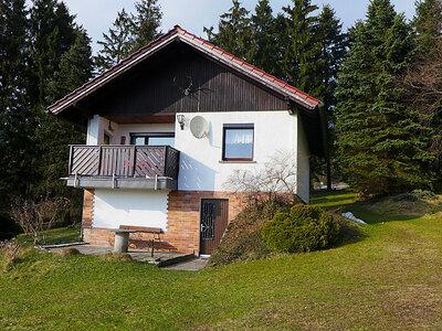 Marianne-Erhard, Maison 4 personnes à Suhl