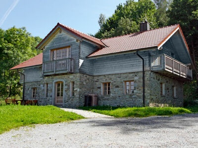 Waldhaus, Maison 6 personnes à Kollnburg