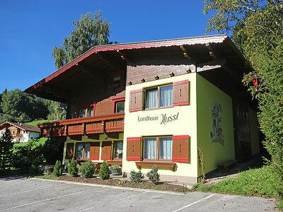 Hussl, Maison 14 personnes à Fügen