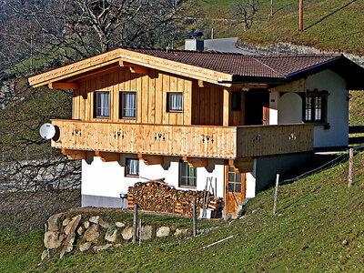 Hamberg Hütte, Maison 8 personnes à Kaltenbach