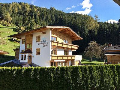 Zeller, Maison 14 personnes à Kaltenbach