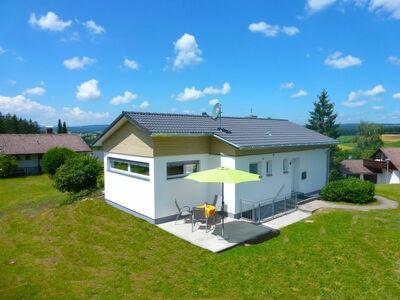 Saarland, Maison 4 personnes à Dittishausen