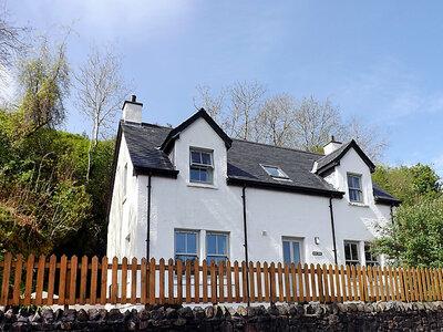 Staffin Road, Maison 6 personnes à Mid Skye