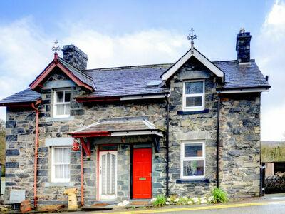 Gateway Cottage, Maison 3 personnes à Llanrwst