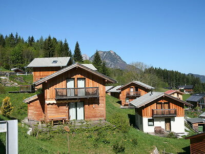 Alpenrose, Maison 8 personnes à Annaberg   Lungötz