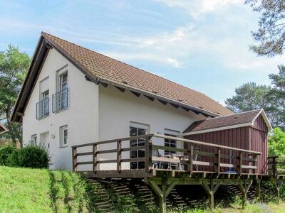 Lenzer Höh (PSE205), Maison 4 personnes à Plauer See
