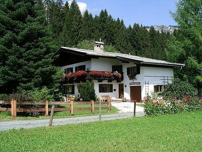 Fliegerklause, Maison 11 personnes à Sankt Johann in Tirol
