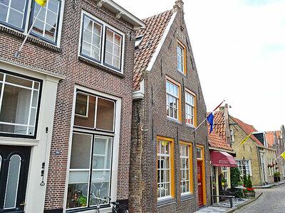 VOC-Huys, Maison 10 personnes à Enkhuizen
