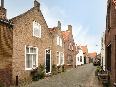 Dijkhuisje, Maison 4 personnes à Brouwershaven