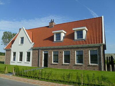 Ganuenta, Maison 12 personnes à Colijnsplaat