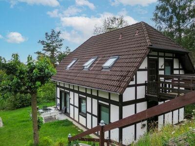 Sauerland, Maison 8 personnes à Frankenau