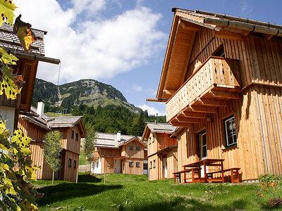 Alpen Parks, Maison 4 personnes à Altaussee