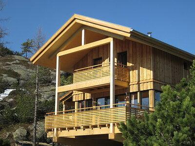 Chalet Zirbenwald I, Maison 8 personnes à Turracher Höhe
