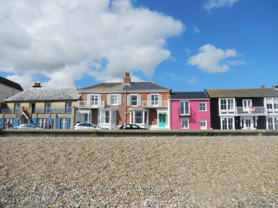 Regent Cottage, Maison 7 personnes à Aldeburgh