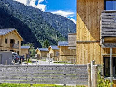 Chalet Montafon, Maison 8 personnes à Sankt Gallenkirch