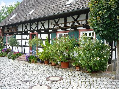 Haus Schwärzel, Maison 7 personnes à Ichenheim