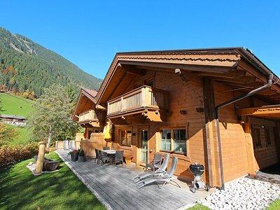 Antonia, Chalet 8 personnes à Mayrhofen