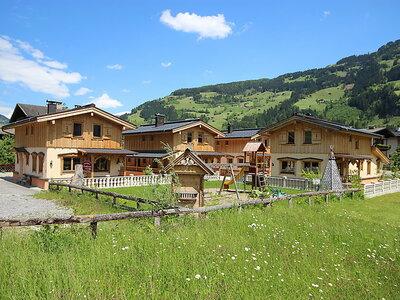 Schwendau, Maison 10 personnes à Mayrhofen