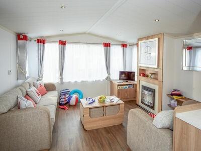 Caravan Perran Sands, Maison 4 personnes à Perranporth