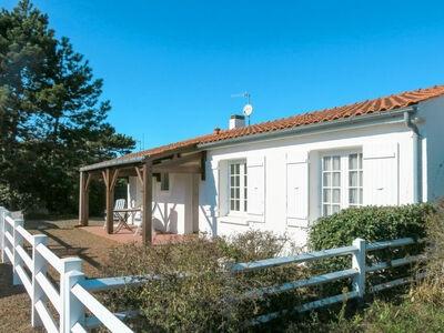 Le Forcin (TSM202), Maison 6 personnes à La Tranche sur Mer