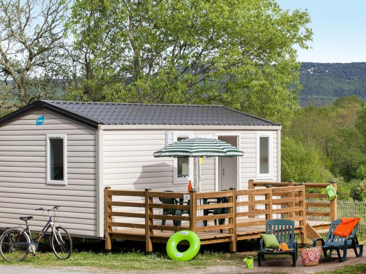 Camping Caravaning (AAR352), Location Maison à St Alban Auriolles - Photo 0 / 20