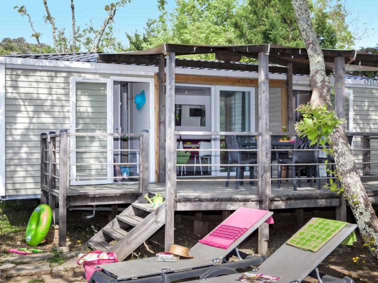 Camping Caravaning (AAR353), Location Maison à St Alban Auriolles - Photo 0 / 22