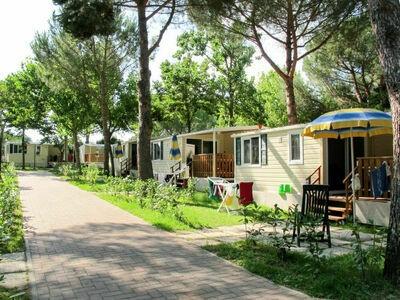 Camping Badiaccia, Maison 6 personnes à Lago Trasimeno