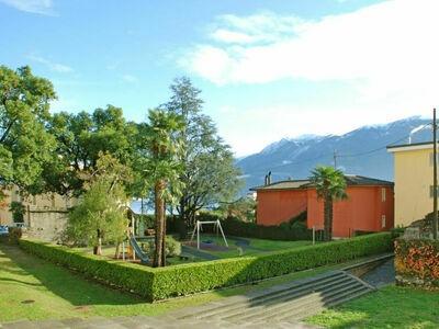 al Castello, Maison 6 personnes à Brissago